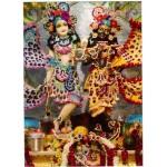 Deity Pictures of Krishna Balaram